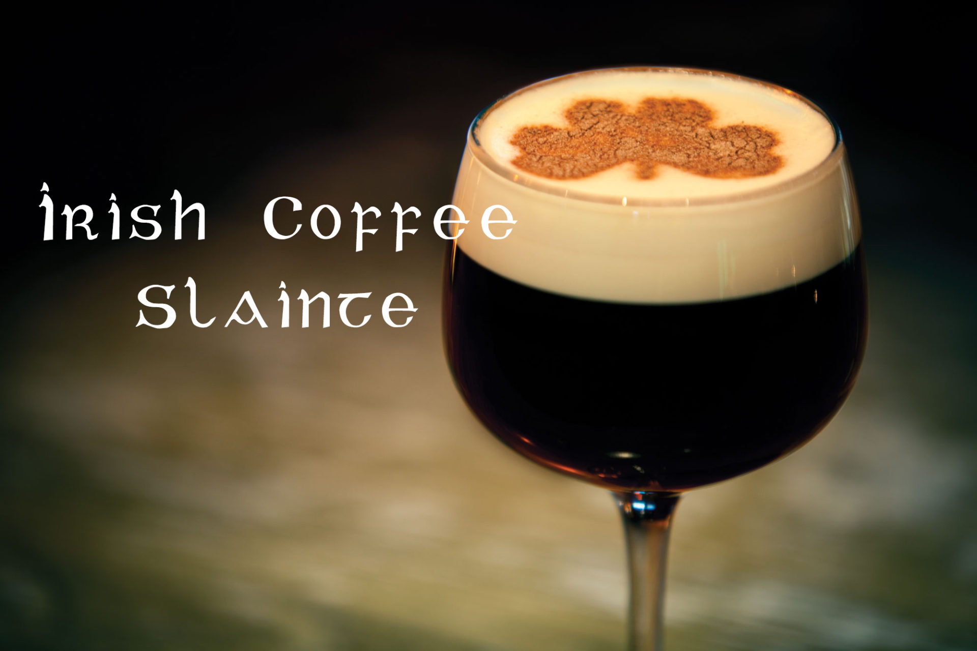 Irish Coffee, bevanda irlandese a base di caffè