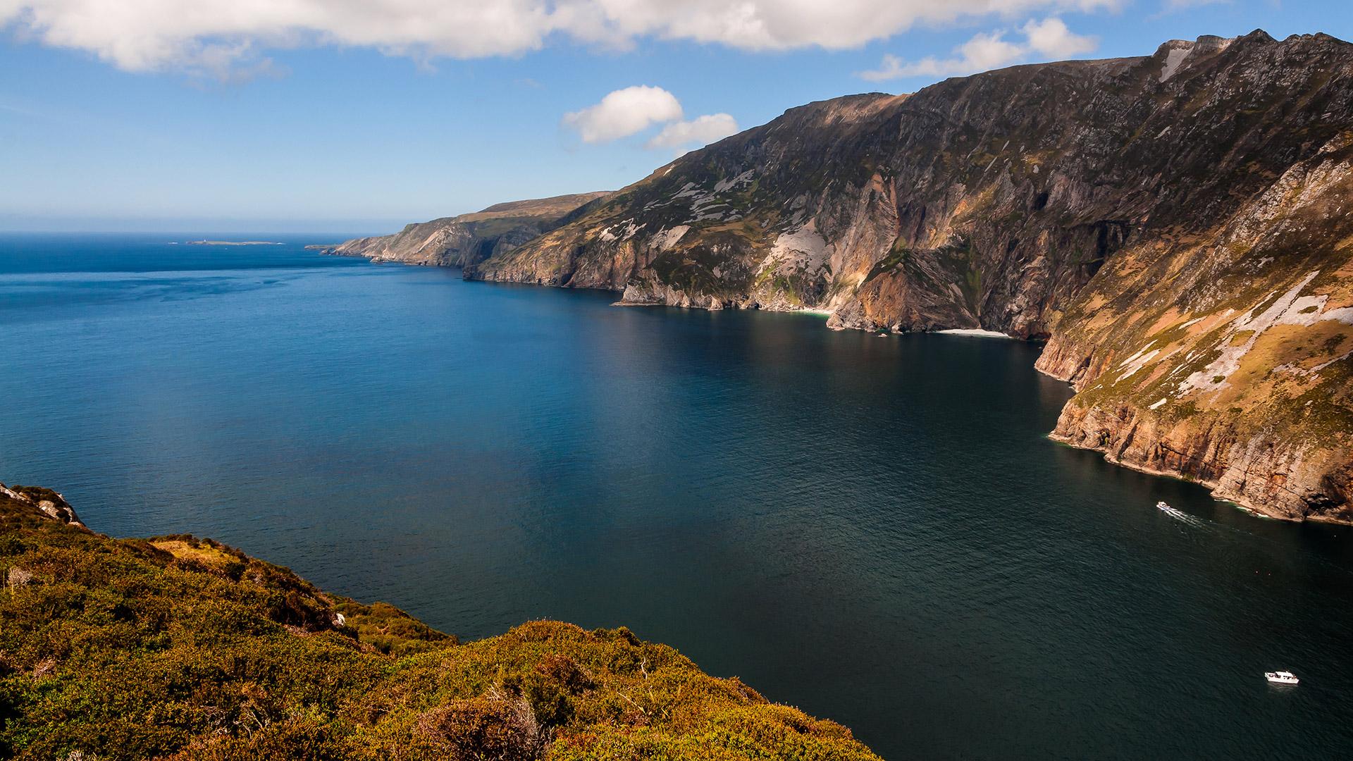 Una Perla della Contea di Donegal: Slieve League Cliff