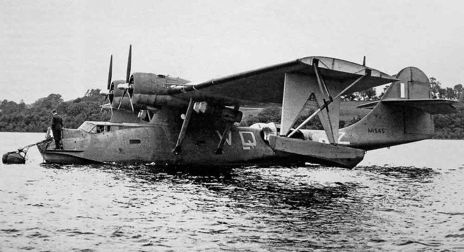 Castle Archdale e i suoi aerei