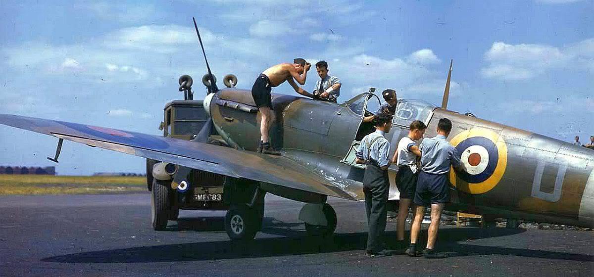 100 anni di Royal Air Force