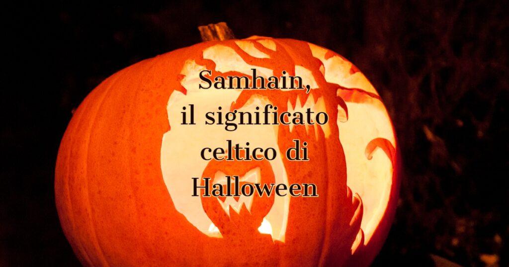 Il Significato Di Halloween.Samhain Il Significato Celtico Di Halloween Vivirlanda Il