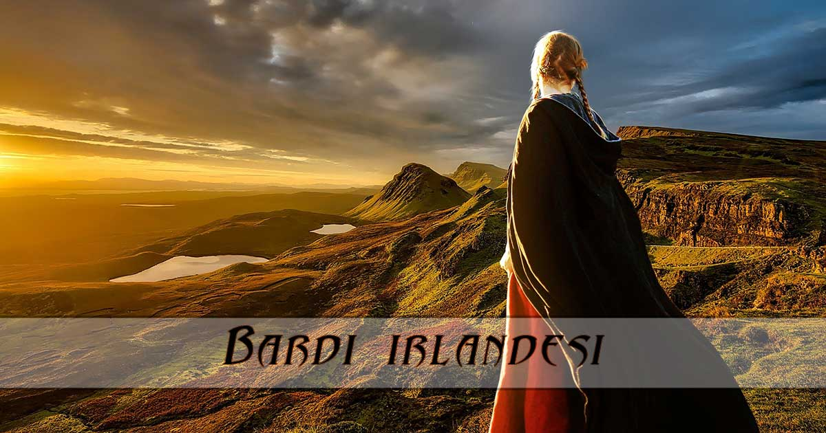 Bardi irlandesi