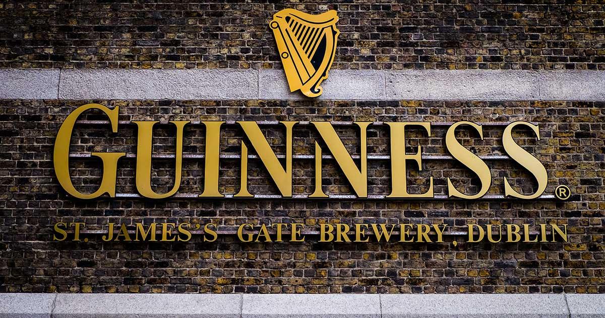 Guinness, storia della più famosa birreria d'Irlanda